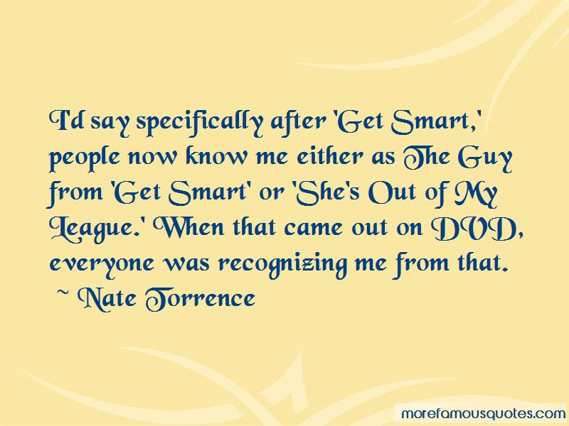 Nate Torrence Quotes Pictures 4