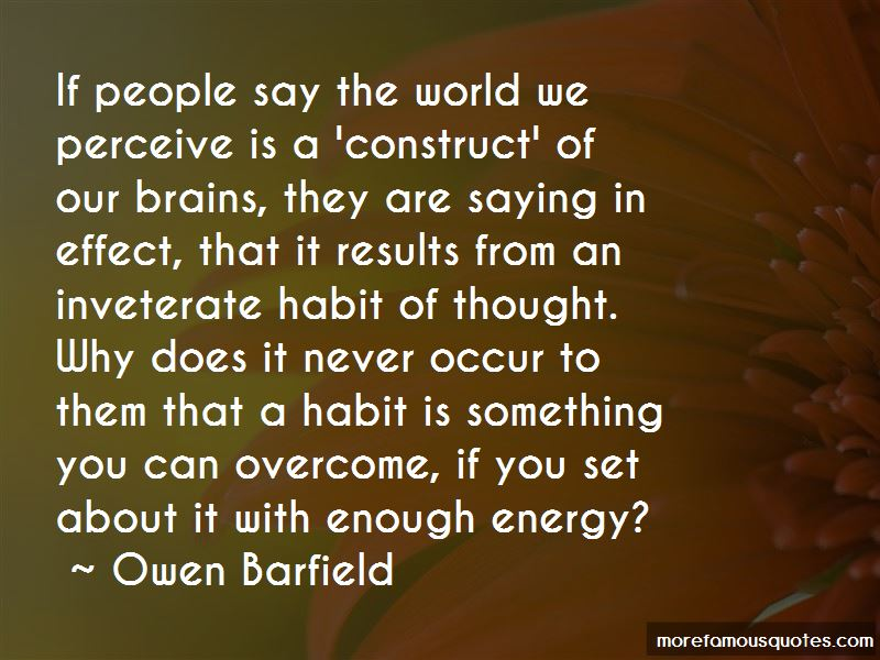 Owen Barfield Quotes Pictures 2