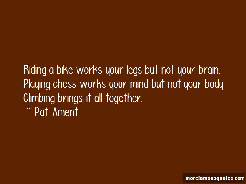 Pat Ament Quotes Pictures 3