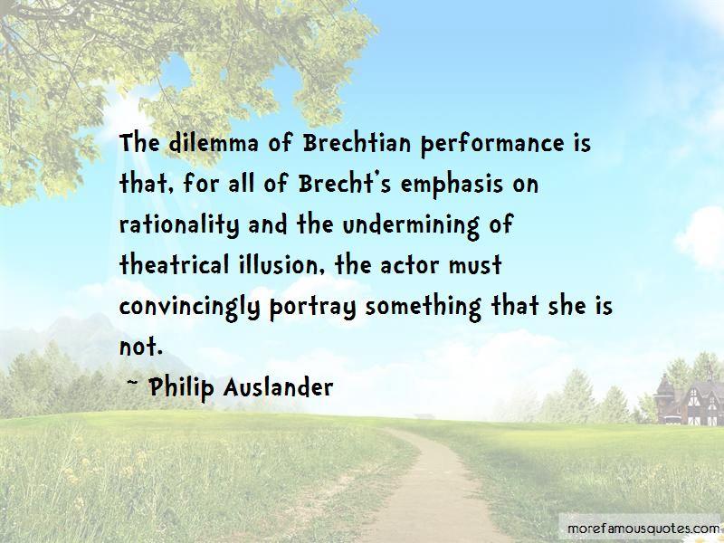 Philip Auslander Quotes Pictures 3
