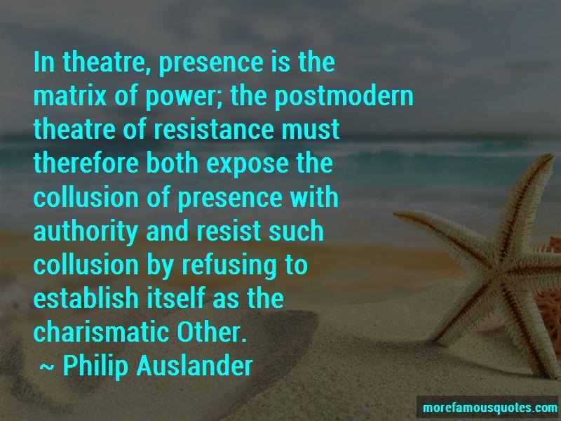 Philip Auslander Quotes Pictures 4