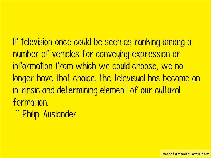 Philip Auslander Quotes