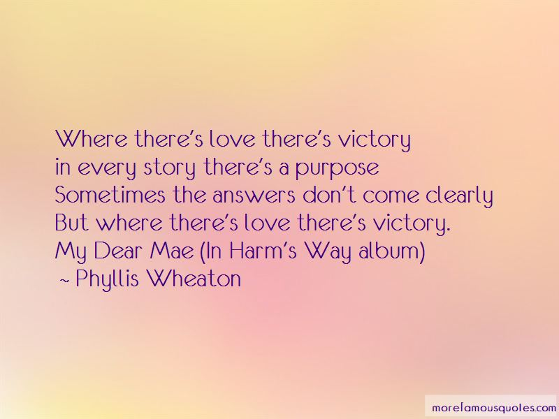 Phyllis Wheaton Quotes Pictures 2