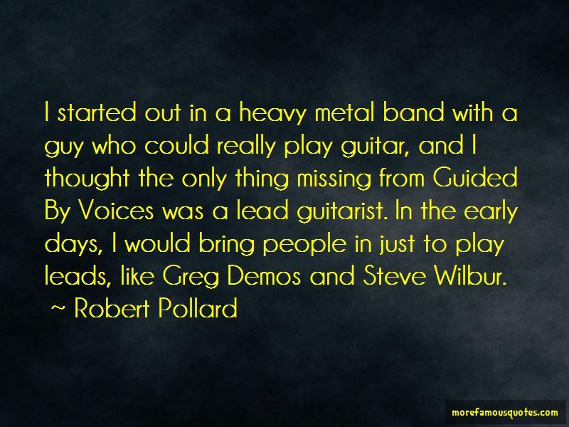 Robert Pollard Quotes Pictures 3