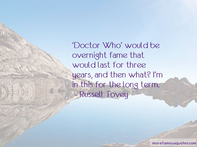 Russell Tovey Quotes