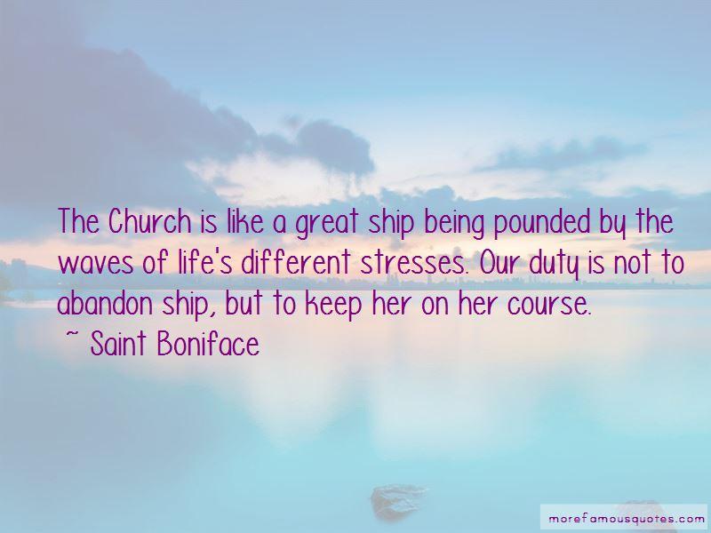 Saint Boniface Quotes Pictures 2