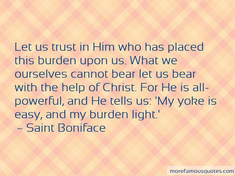 Saint Boniface Quotes Pictures 3