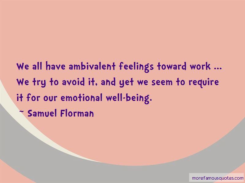 Samuel Florman Quotes Pictures 4