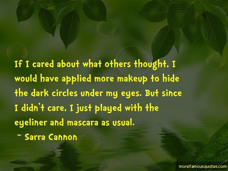 Sarra Cannon Quotes Pictures 4