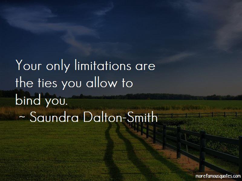 Saundra Dalton-Smith Quotes