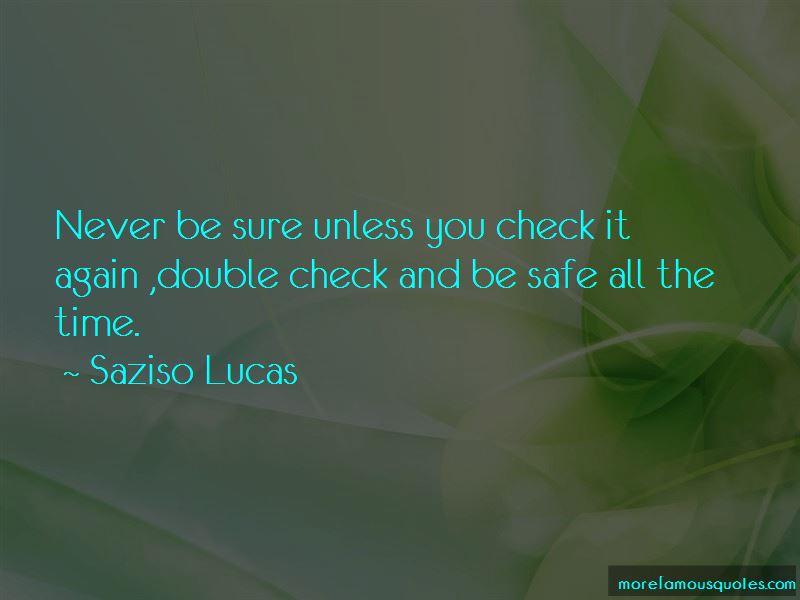 Saziso Lucas Quotes Pictures 2