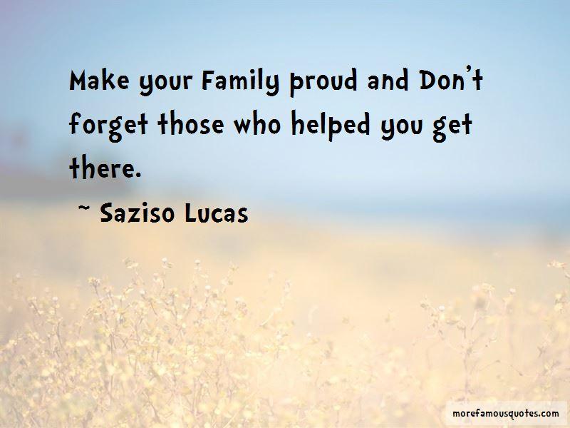 Saziso Lucas Quotes Pictures 3
