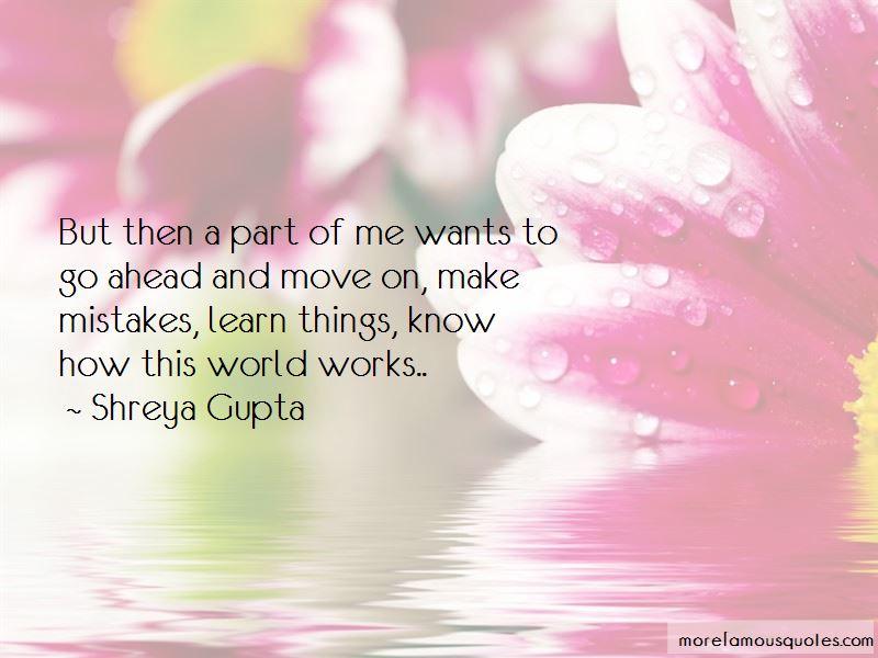 Shreya Gupta Quotes Pictures 2