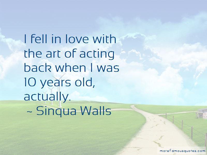 Sinqua Walls Quotes Pictures 3