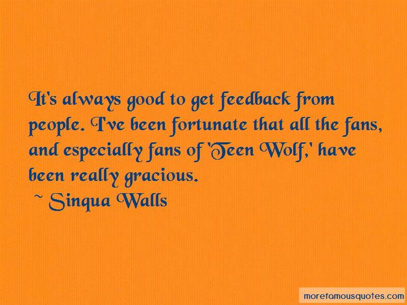 Sinqua Walls Quotes Pictures 4