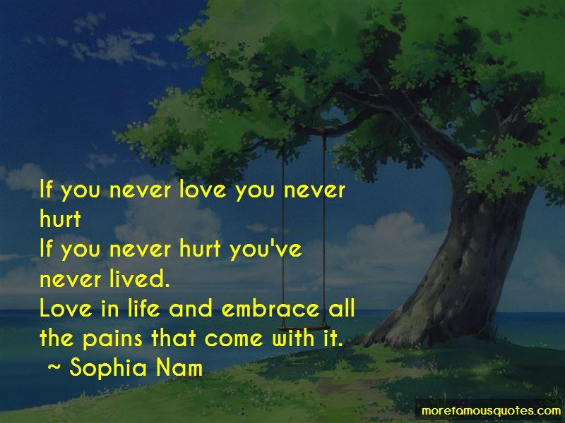 Sophia Nam Quotes Pictures 3
