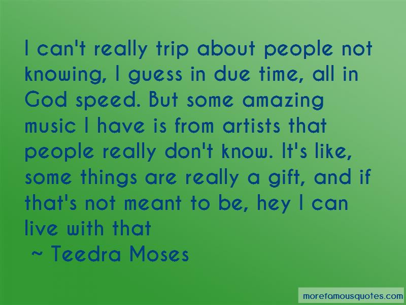 Teedra Moses Quotes Pictures 2