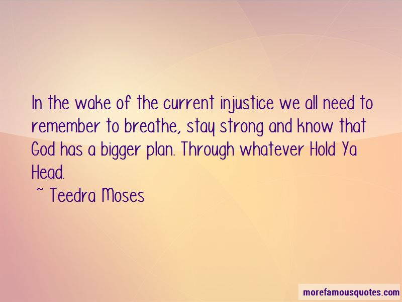 Teedra Moses Quotes