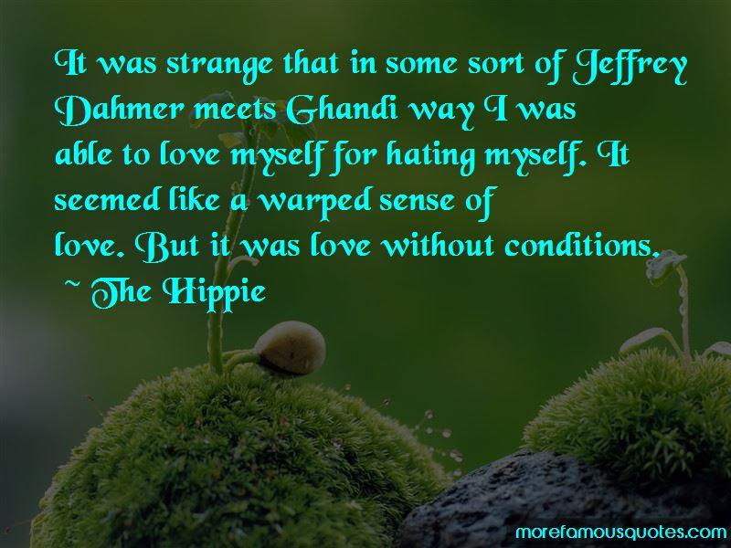 The Hippie Quotes