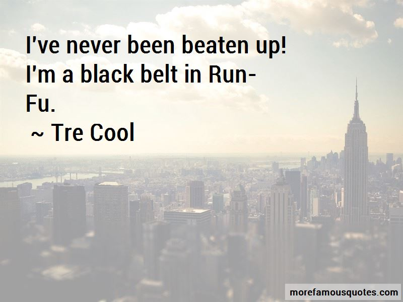 Tre Cool Quotes Pictures 3