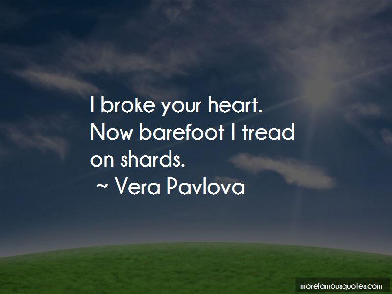 Vera Pavlova Quotes Pictures 2