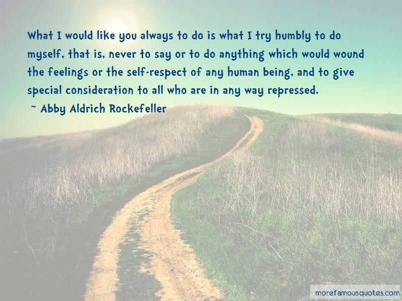 Abby Aldrich Rockefeller Quotes Pictures 3