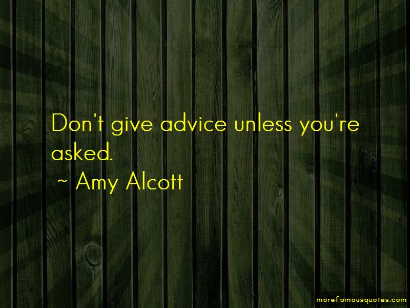 Amy Alcott Quotes Pictures 2