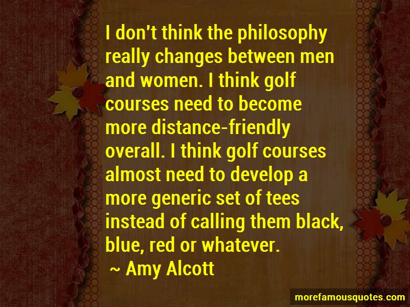 Amy Alcott Quotes Pictures 3