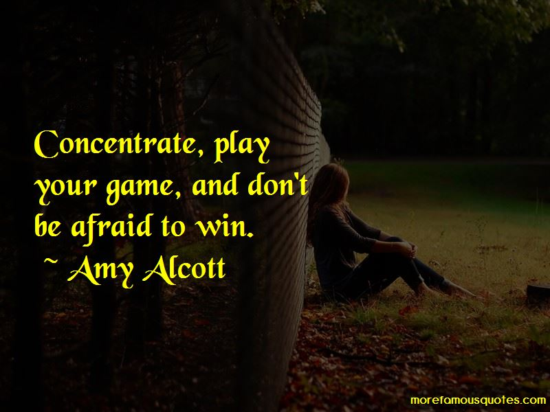 Amy Alcott Quotes Pictures 4