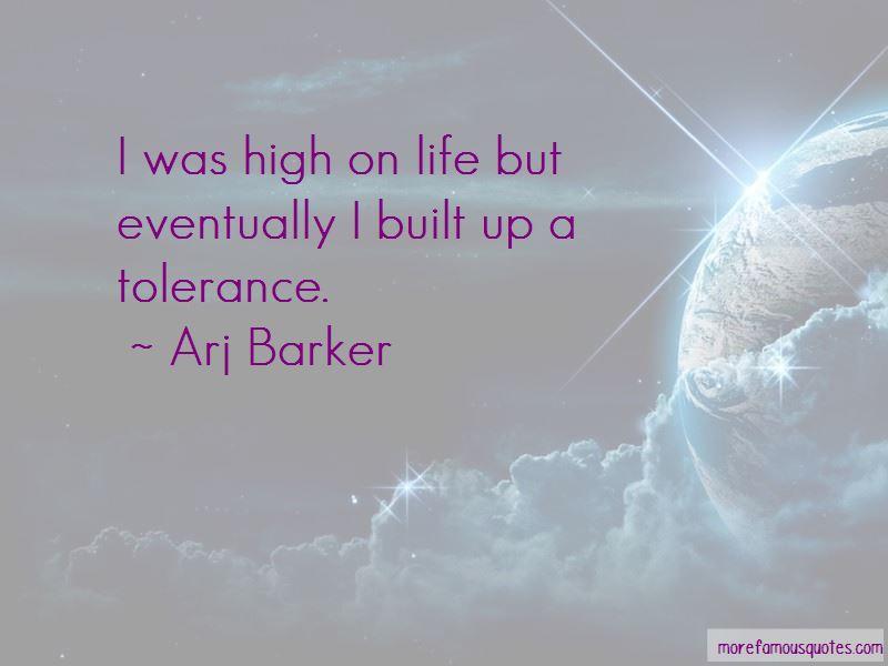 Arj Barker Quotes