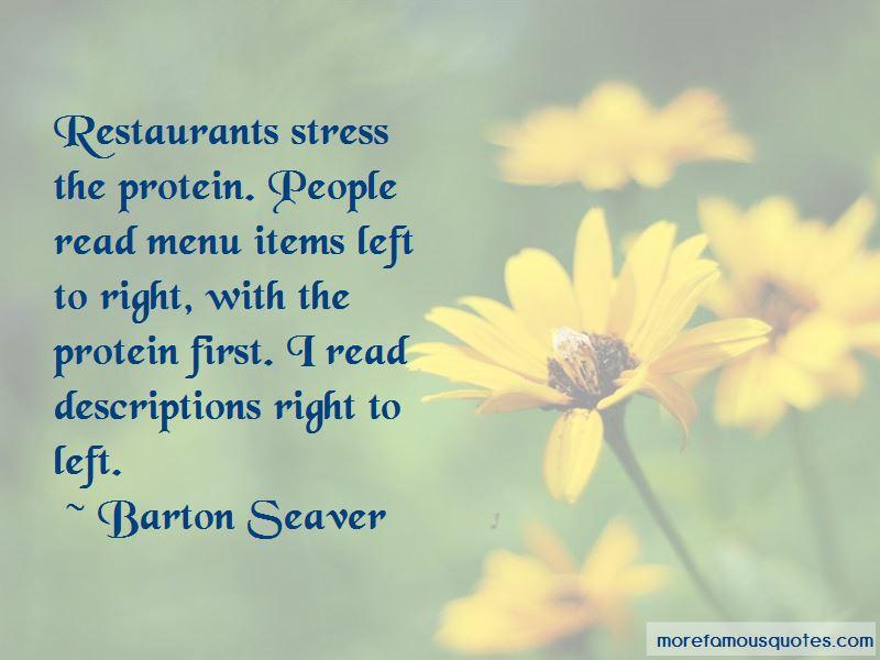 Barton Seaver Quotes Pictures 2