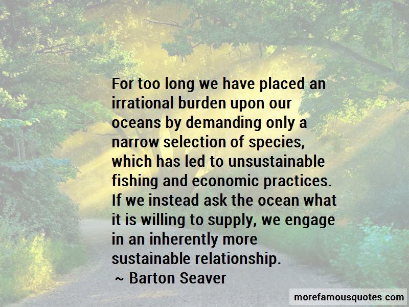 Barton Seaver Quotes Pictures 4
