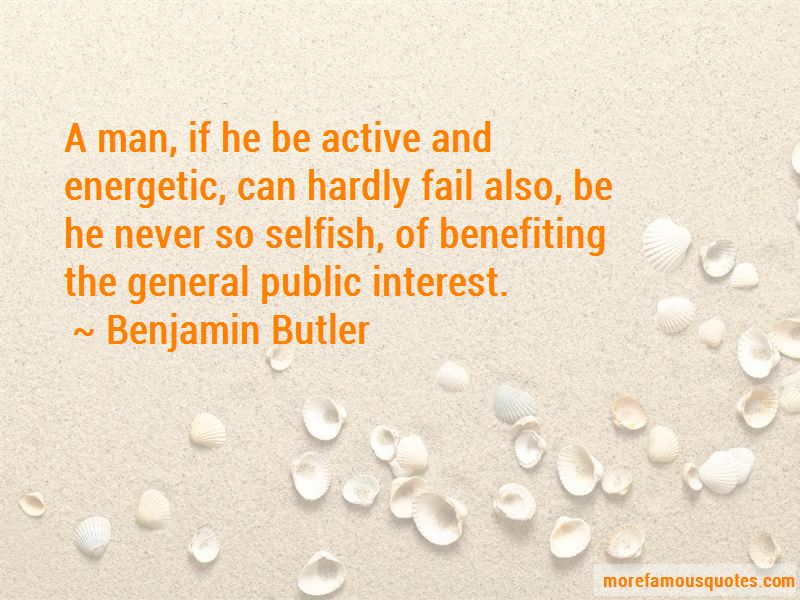 Benjamin Butler Quotes Pictures 2