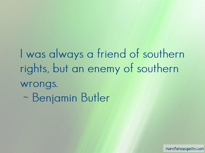 Benjamin Butler Quotes Pictures 3