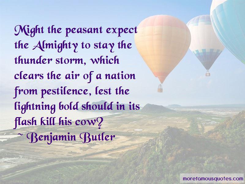 Benjamin Butler Quotes
