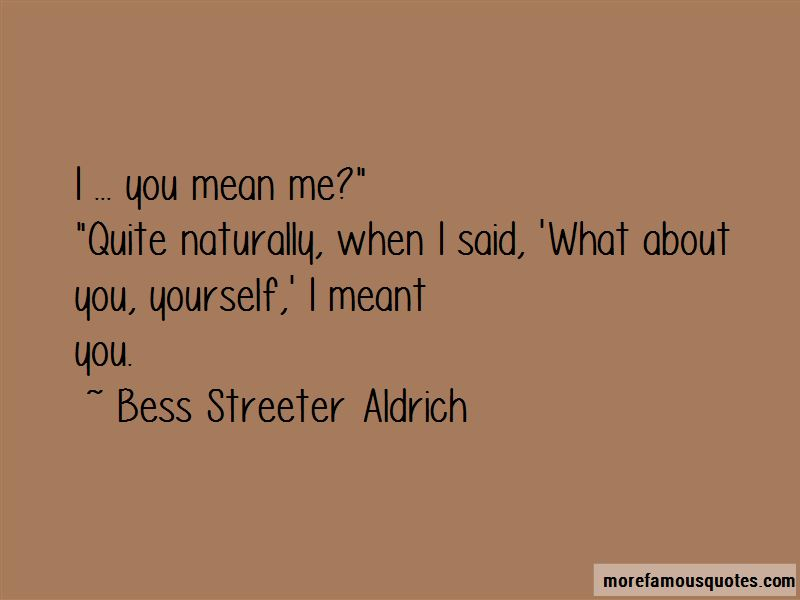 Bess Streeter Aldrich Quotes Pictures 3