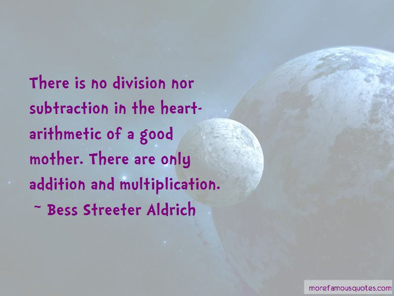 Bess Streeter Aldrich Quotes Pictures 4