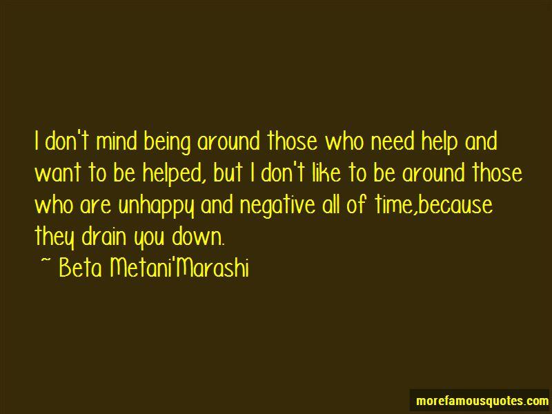 Beta Metani'Marashi Quotes Pictures 3