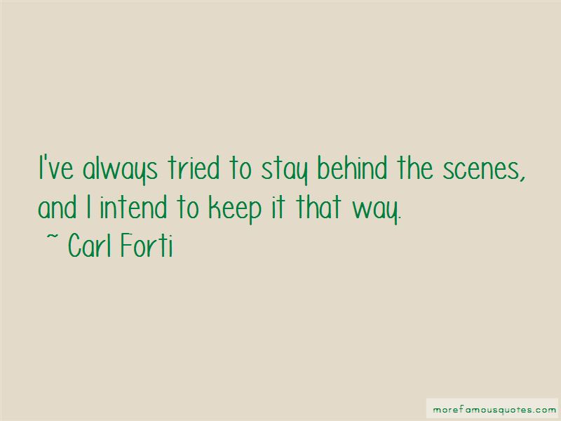 Carl Forti Quotes Pictures 3