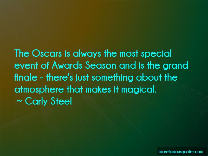 Carly Steel Quotes Pictures 4