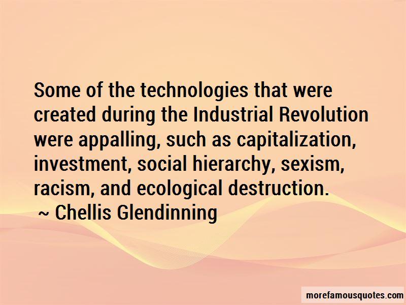 Chellis Glendinning Quotes Pictures 4