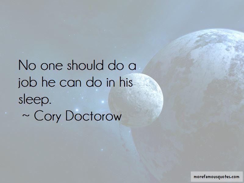 Cory Doctorow Quotes Pictures 2
