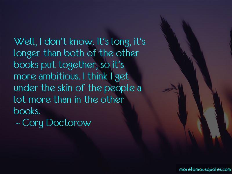 Cory Doctorow Quotes Pictures 3