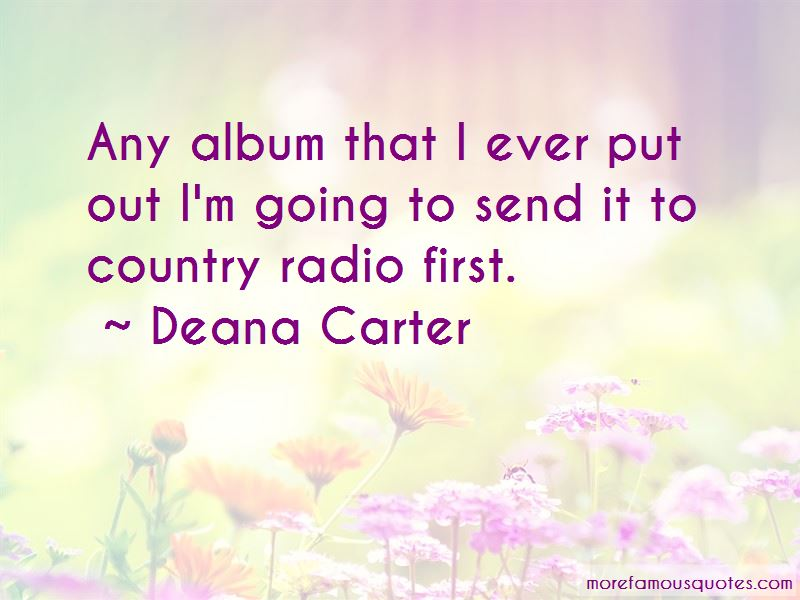 Deana Carter Quotes Pictures 2