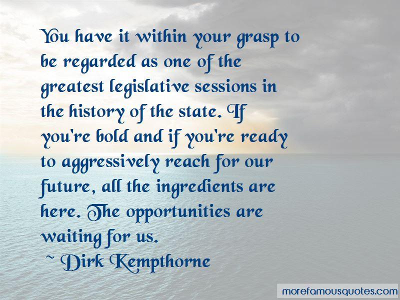 Dirk Kempthorne Quotes Pictures 3