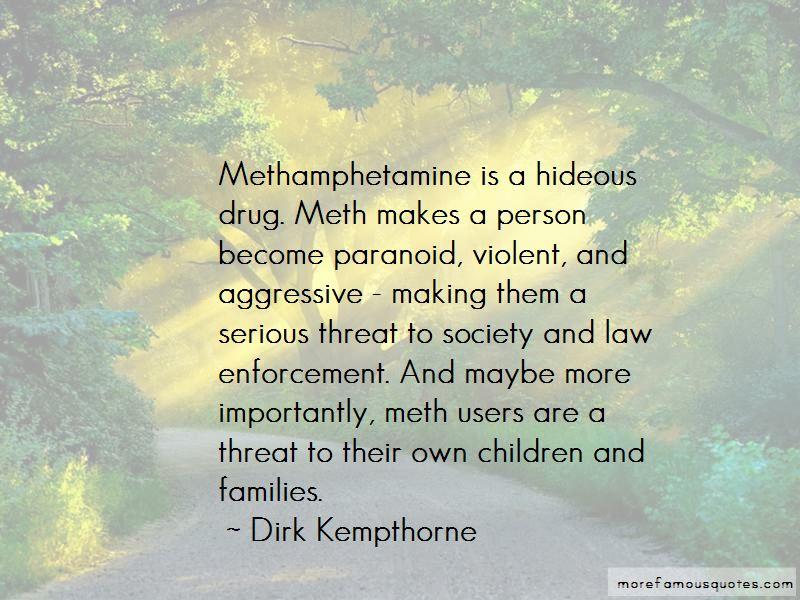 Dirk Kempthorne Quotes
