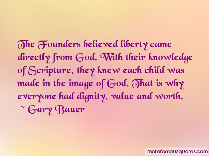 Gary Bauer Quotes Pictures 2