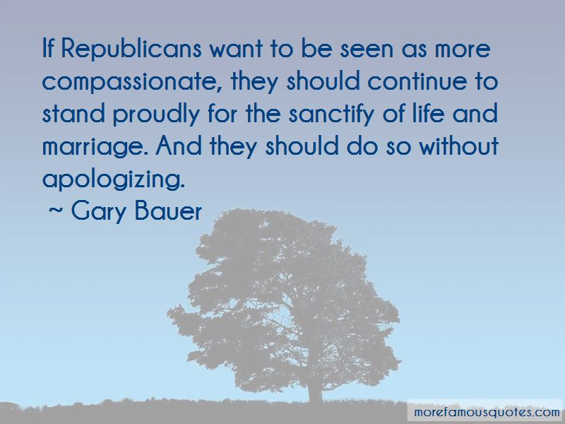 Gary Bauer Quotes Pictures 3
