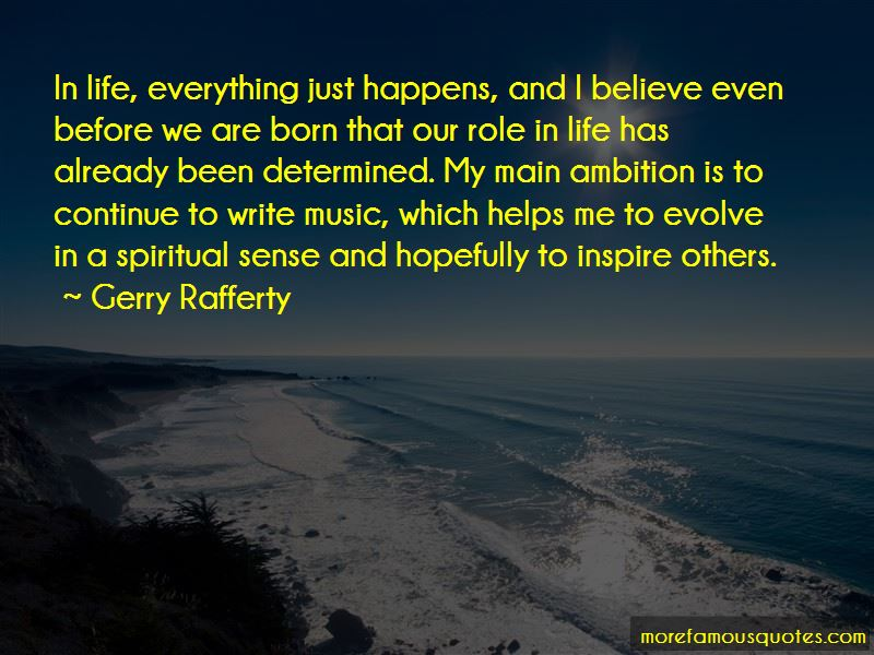 Gerry Rafferty Quotes Pictures 3