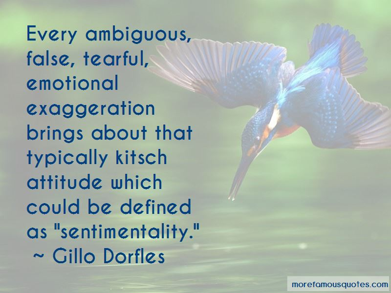 Gillo Dorfles Quotes Pictures 2